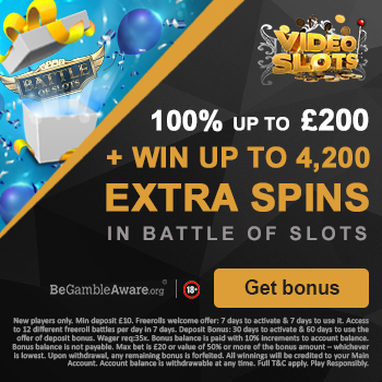 Videoslots Casino tournaments