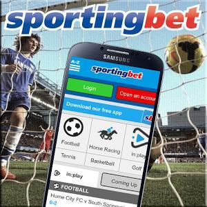 Sportingbet Mobile - Esportes e Casino
