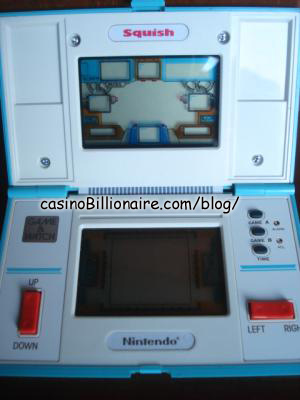 Squish Nintendo Game & Watch