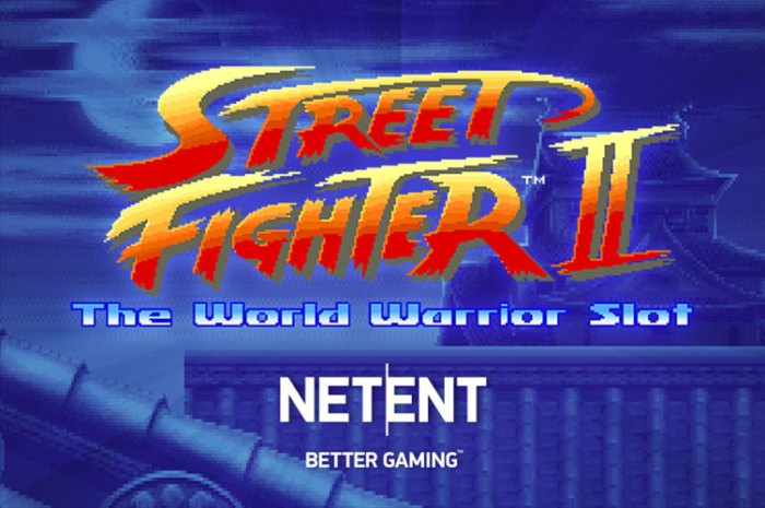 Street Fighter II: The World Warrior Slot Game