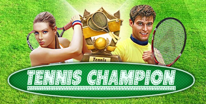 Tennis Champion slot game