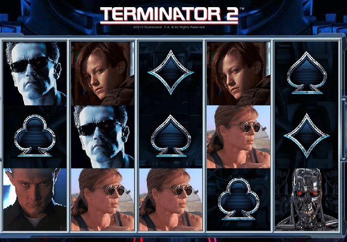 Terminator 2 Slot Game Freeplay