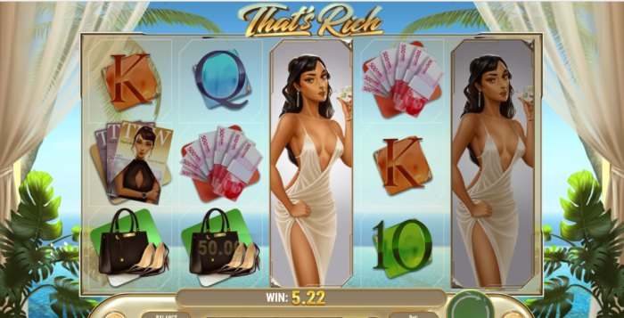 That`s Rich slot game