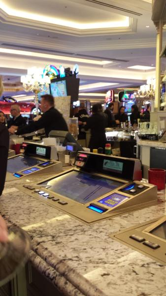 The Casino Bar at The Venetian Las Vegas