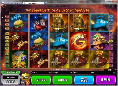 The Great Galaxy Grab Slot