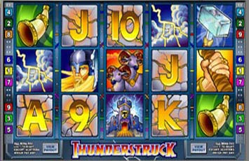 Thunderstruck Slot Game Review Microgaming