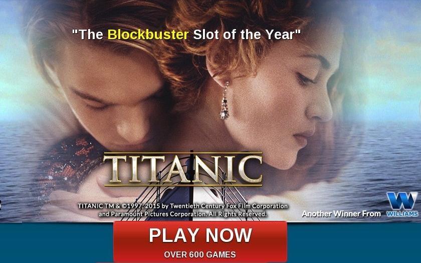 Play titanic slot machine online free