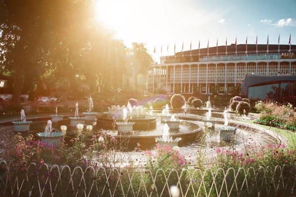 Tivoli Gardens - Copenhagen - Denmark