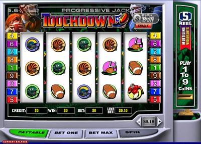 Touchdown Slot