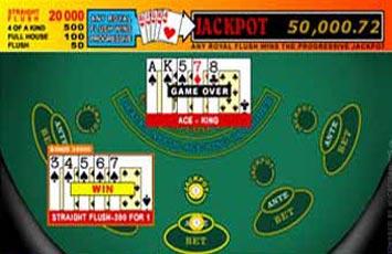 Tragaperras Botes Progresivos Cyberstud Poker