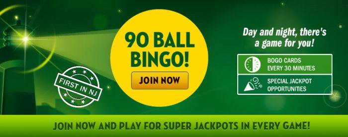 Tropicana Online Casino Review Bingo Games