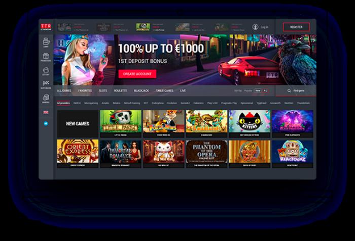 TTR Casino ттр казино