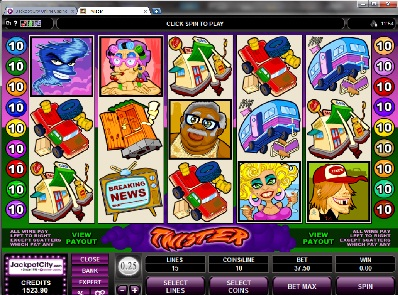 Twister Slot