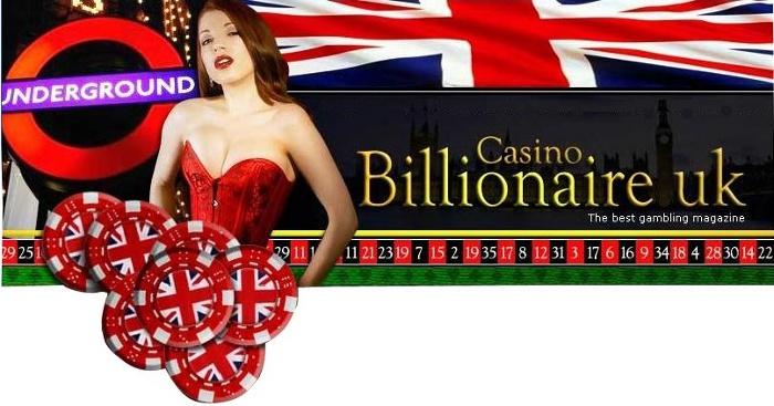 UK Casino Billionaire