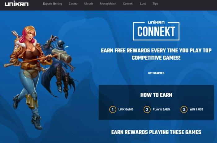 Unikrn eSports & Casino