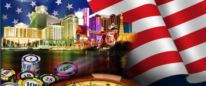 USA legal online casinos
