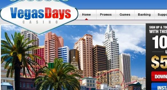 Vegas Days Casino review