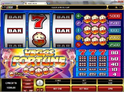 Vegas Fortune Slot