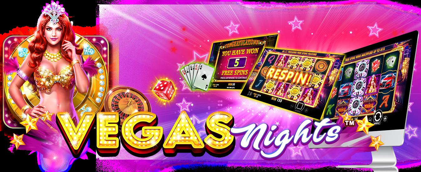 Vegas Nights slot game