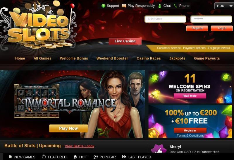 casino slot online video slots online casino