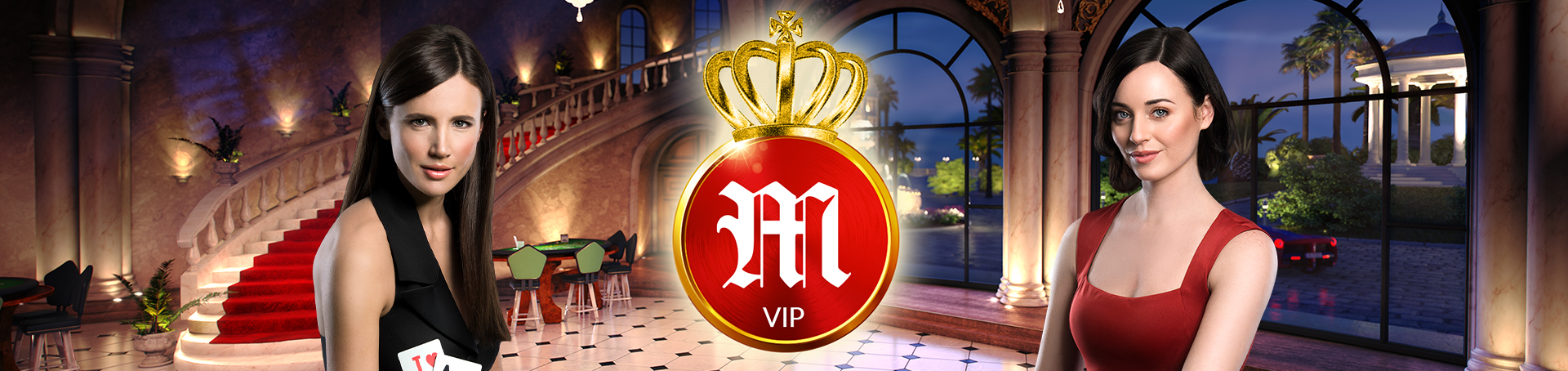 Mansion Casino High Roller VIP