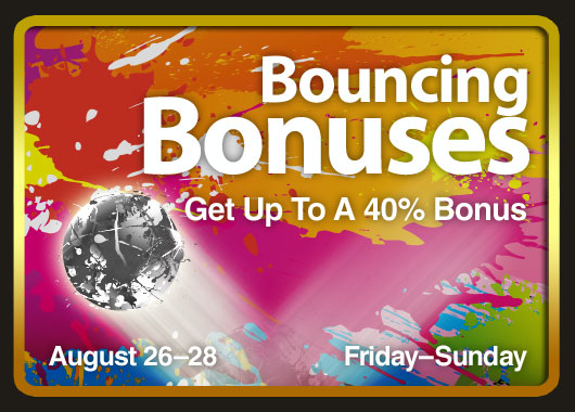 Special 7-day promotion at Win A Day Casino