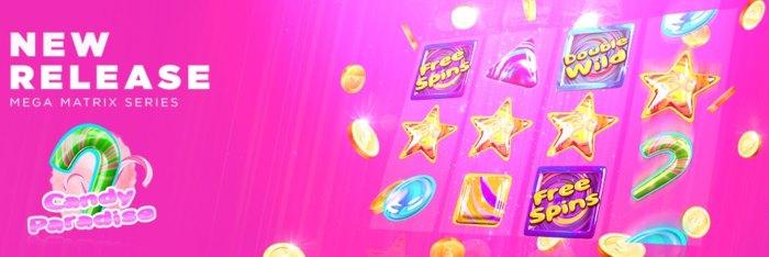 Candy Paradise slot