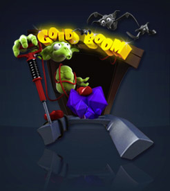 Winaday mobile casino - GoldBoom slot game