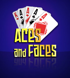 Winaday mobile casino - AcesAndFaces video poker