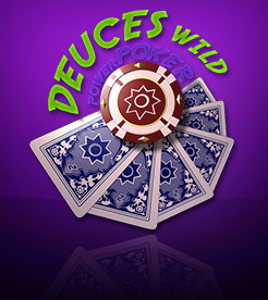 Winaday mobile casino - DeucesWild video poker
