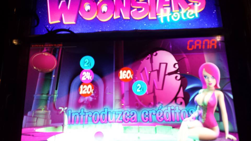 Woonsters Hotel Slot Machine Game