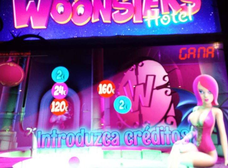 Woonsters Hotel Juego de Tragaperras de GiGames