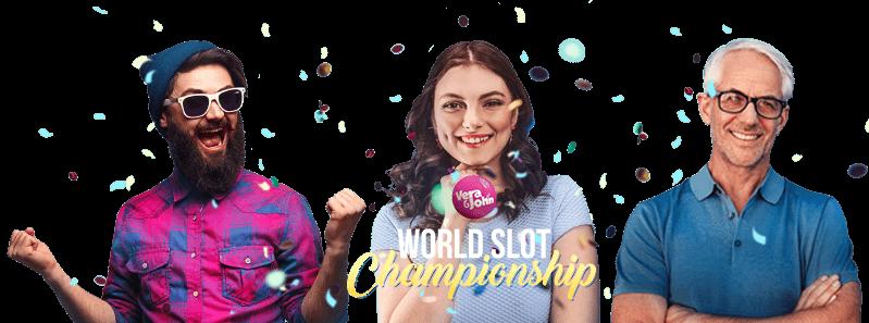 Vera & John Casino - World Slot Championship