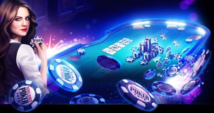 WSOP Online Usa NJ NV