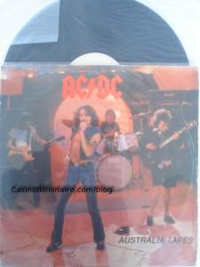 AC/DC Australia Tapes - bootleg LP