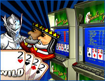 Casino Spil - Online Video Poker