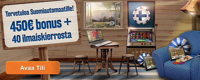 Suomi Automaatti Casino
