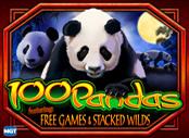 100 Pandas Slots game IGT