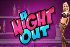 A Night Out Slots game Playtech