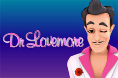 Play Dr Lovemore Slots game Playtech