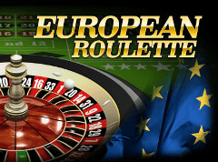 European Roulette Table Game game