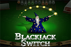 Play Blackjack Switch Table Game game
