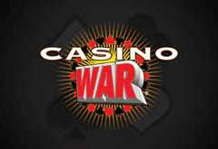 Casino War Table Game game Playtech