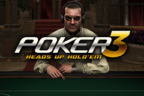 Poker Three Table Game game Playtech