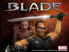 Blade Slots game Playtech