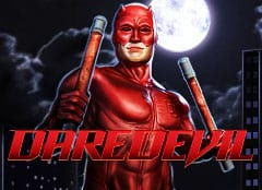 Daredevil Slots game Playtech