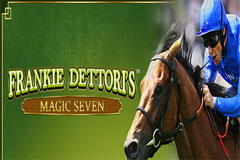 Play Frankie Dettori Slots game Playtech
