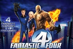 Fantastic Four Slots game Playtech