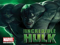 Play The Incredible Hulk Slots game Playtech