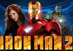 Iron Man 2 Slots game Playtech